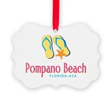 Pompano Beach - Ornament