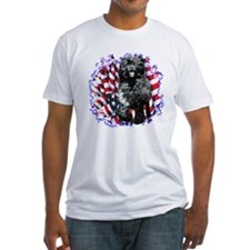 Water Dog Patriotic Shirt