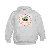 """Bee"" utiful Hoody"