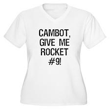 Rocket #9 T-Shirt