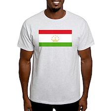 Flag Tajikistan T-Shirt