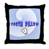I LOST A TOOF! Throw Pillow
