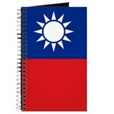 ROC flag Taiwan Journal