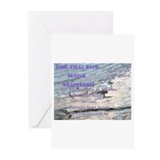 Never weathered Precious Stuff Greeting Cards (Pac