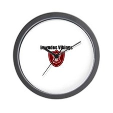 Cute Valdosta georgia Wall Clock