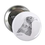 Wedge Tailed Eagle Fine Button