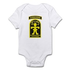 509th Airborne Gingerbread Ma Infant Bodysuit