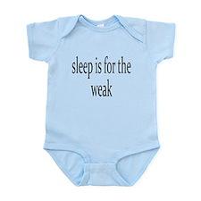 sleep is for the weak Body Suit
