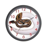 Unique Piebald Wall Clock
