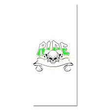 skulls ride Invitations