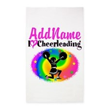 TOP CHEERLEADER 3'x5' Area Rug