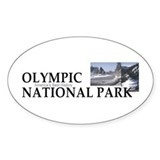 ABH Olympic NP Oval Decal