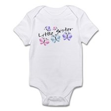 Butterfly Little Sister Baby/Toddler bodysuits