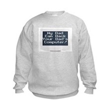 Hacker Kids Sweatshirt