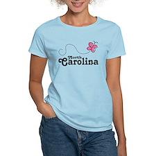 Cute North carolina T-Shirt