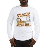 Garfield Just Nuts Long Sleeve T-Shirt