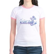 This girl loves her Sailor T