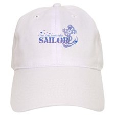 This girl loves her Sailor Baseball Cap