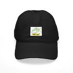 Embden Goose Pair Black Cap