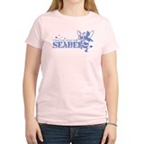 This girl loves her Seabee T-Shirt