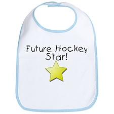 Future hockey Star Bib