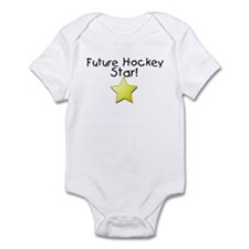Future hockey Star Onesie