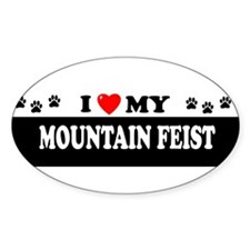 Cute Mountain dog Decal