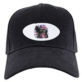 Black Russian Patriotic Baseball Hat