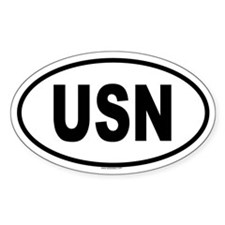 Cute Usn Decal