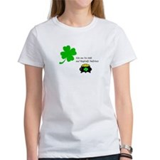 Cute Kiss me irish Tee