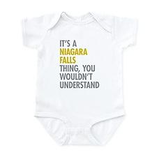 Its A Niagara Falls Thing Infant Bodysuit