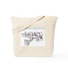 LOVETANGLE Tote Bag