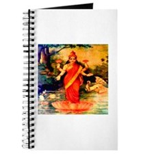 Lakshmi Goddess of Wealth, Wi Journal
