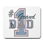 Number 1 Granddad Mousepad