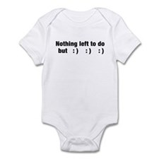 : ) : ) : ) Infant Bodysuit