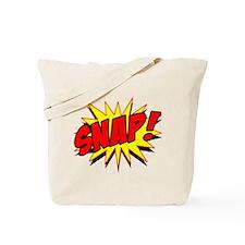 Snap! Tote Bag
