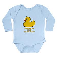 Release the Quacken Body Suit