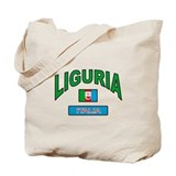 Liguria Italy Tote Bag