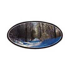 Snow Trail Scenery Patches