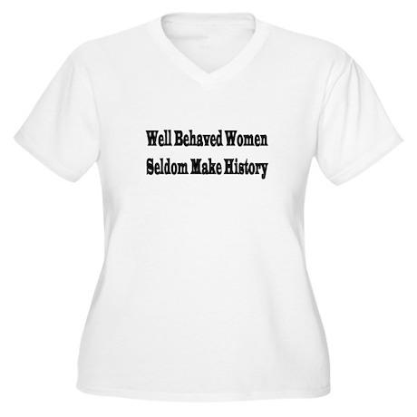 WB Phrase Plus Size T-Shirt