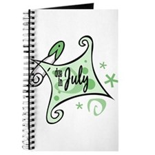 Due in July [Green] Journal