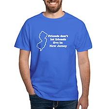 New Jersey friends T-Shirt