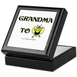 Grandma 2 Bee Keepsake Box