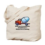 Thank you teacher gifts Tote Bag