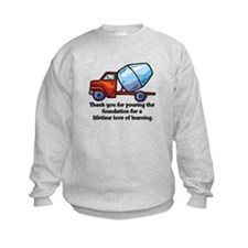 Thank you teacher gifts Sweatshirt