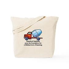 Preschool Teacher Gift Ideas Tote Bag