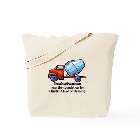 Affordable tote bags for school - Gt Appreciation Bags Amp Totes Gt Preschool Teacher Gift Ideas Tote Bag
