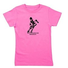 Funny Roller derby Girl's Tee