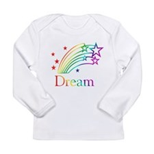 Funny Dream Long Sleeve Infant T-Shirt