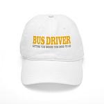 Funny Bus Driver Cap